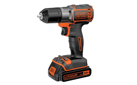 Black & Decker BDCDE120C Autosense Review