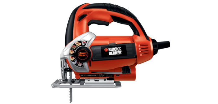 Black & Decker JS660 Review